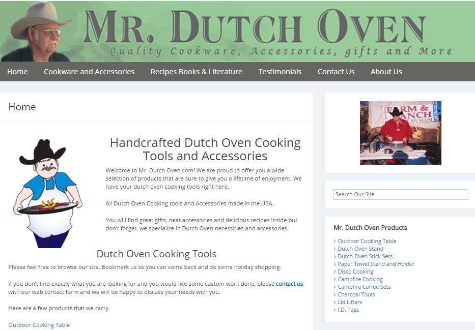 MrDutchOven.com