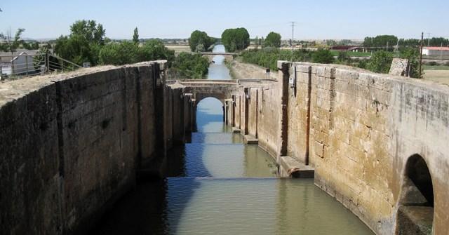 La obra más importante de la Edad Moderna: el Canal de Castilla