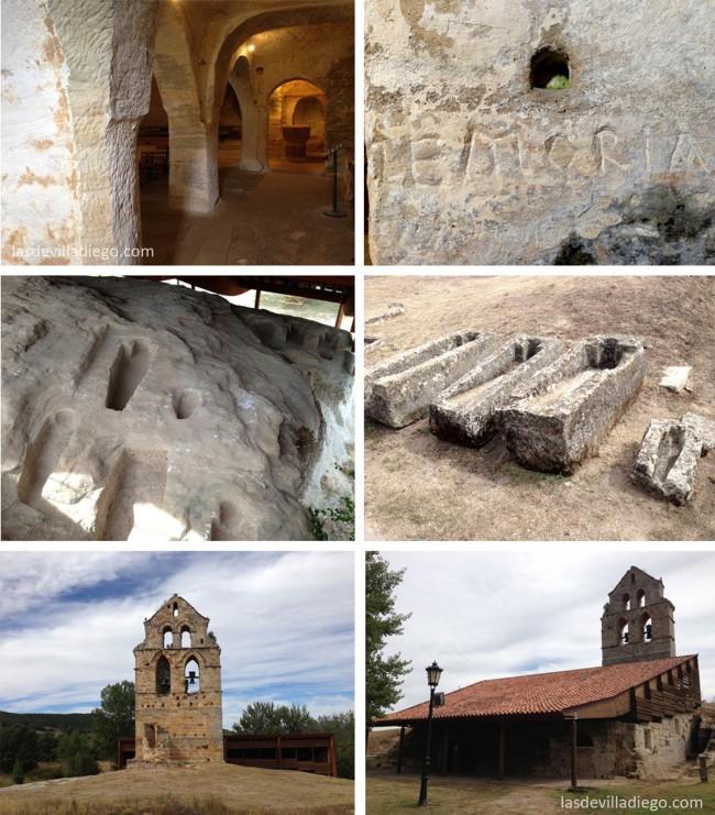 Ruta ermitas rupestres de Valderredible
