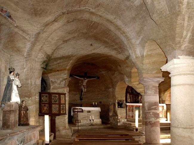 iglesia s IX