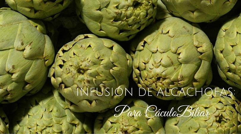 infusion de alcachofa para la vesicula biliar