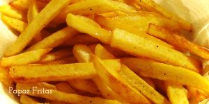 el consumo de papa o patata