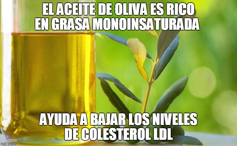 10 Super Alimento Para Bajar el Colesterol aceite de oliva