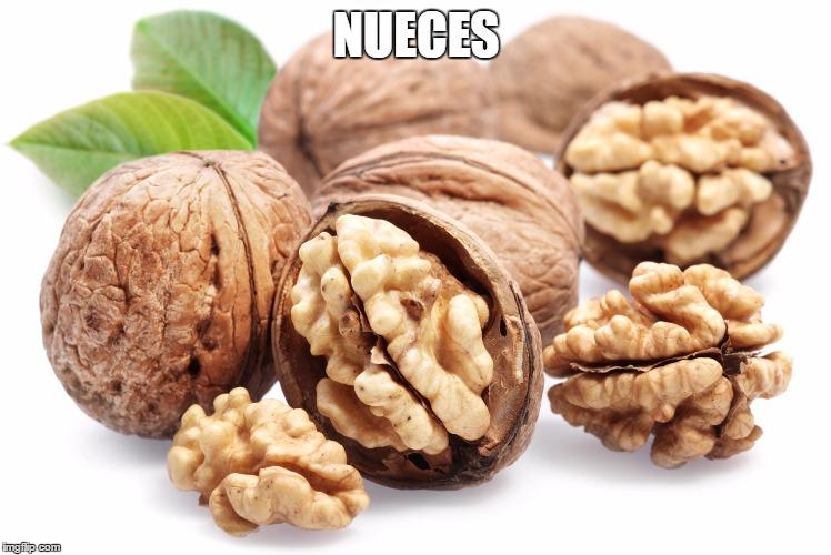 10 Super Alimentos Para La Limpieza Del Hígado nueces