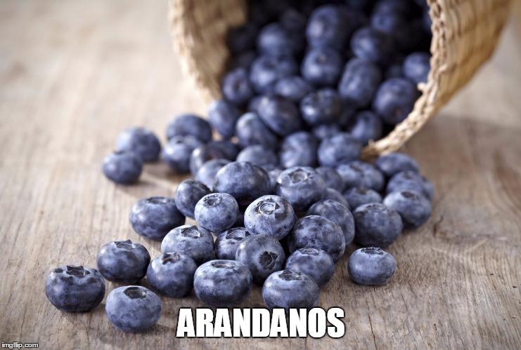 10 Super Alimentos que Ayudan a Prevenir la Inflamación del Cuerpo -arandanos