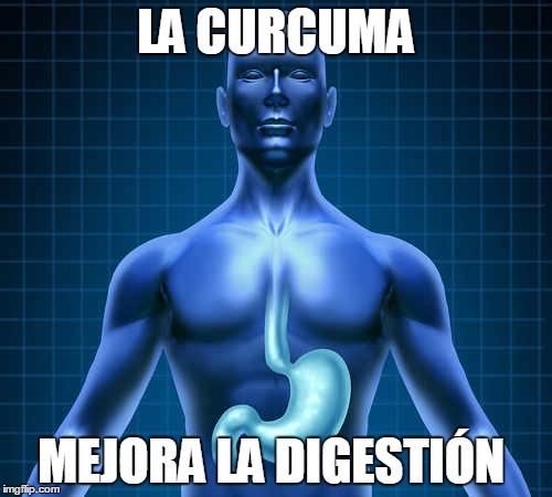 Los 10 Mejores Beneficios para la Salud de la Curcuma-mejora la digestion