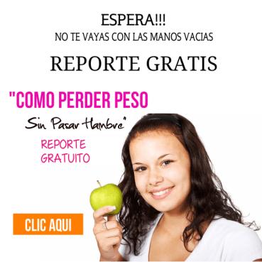 reporte Bajar de PEso
