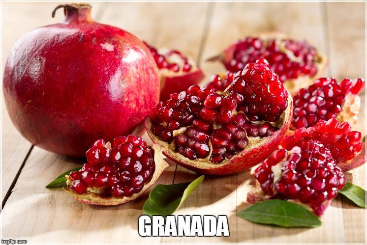 Revelado El Secreto De Las Propiedades Antienvejecimiento De La Granada