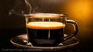 El Café Podría Proteger El Hígado del Alcohol