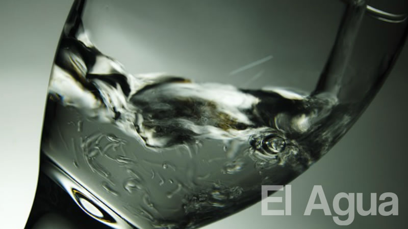 El Secreto Para Perder Peso: El Agua