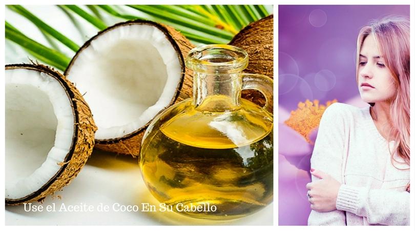 use-el-aceite-de-coco-en-su-cabello