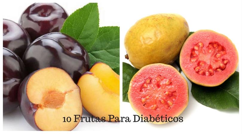 10 Frutas Para Diabéticos