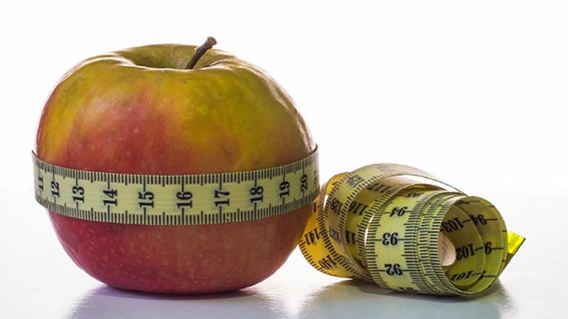 Manzana para bajar de peso