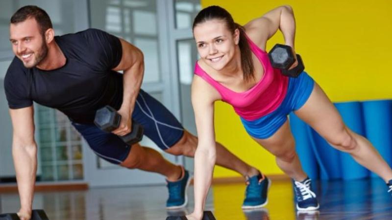 Ejercicios Para Perder peso y Sentirse Bien