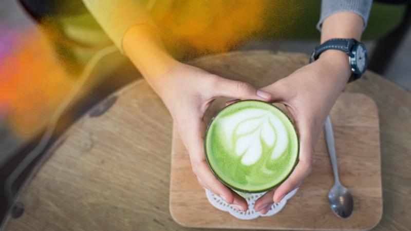 Pierde Peso Con El Té Verde