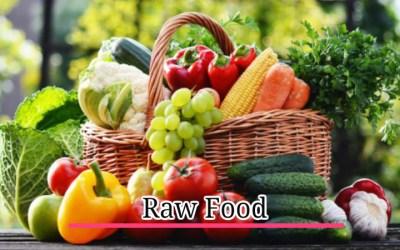 Que es raw food
