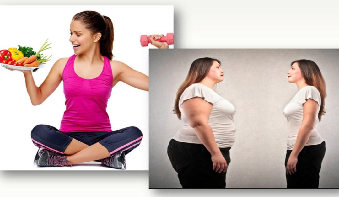 Los fundamentos de la pérdida de peso.
