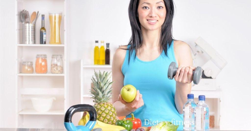 Dieta y fitness