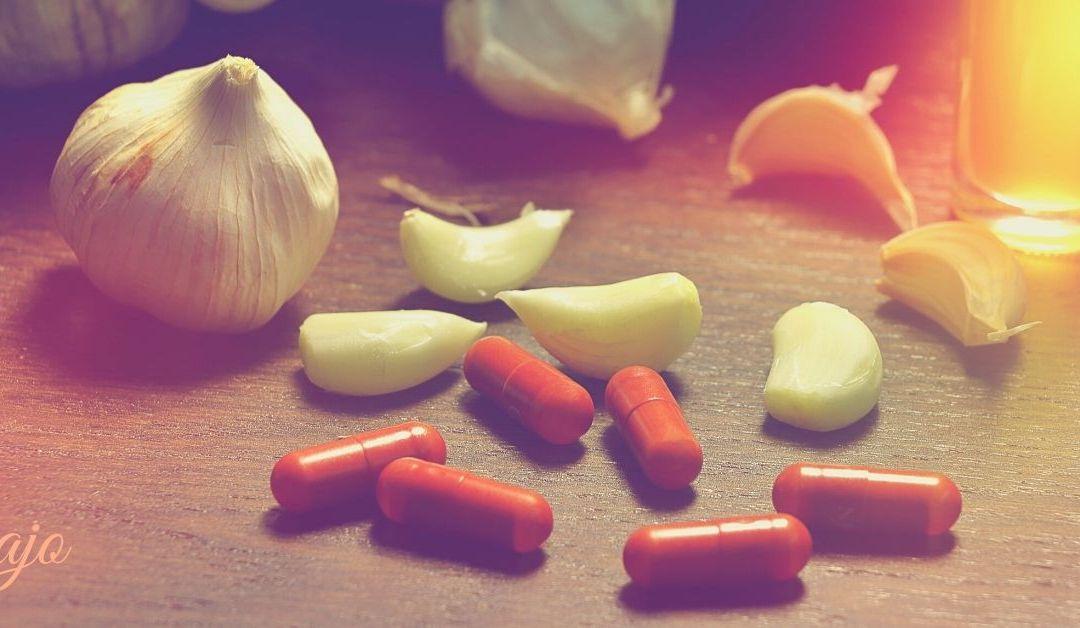 Suplementos de Ajo con Alicina para tu salud
