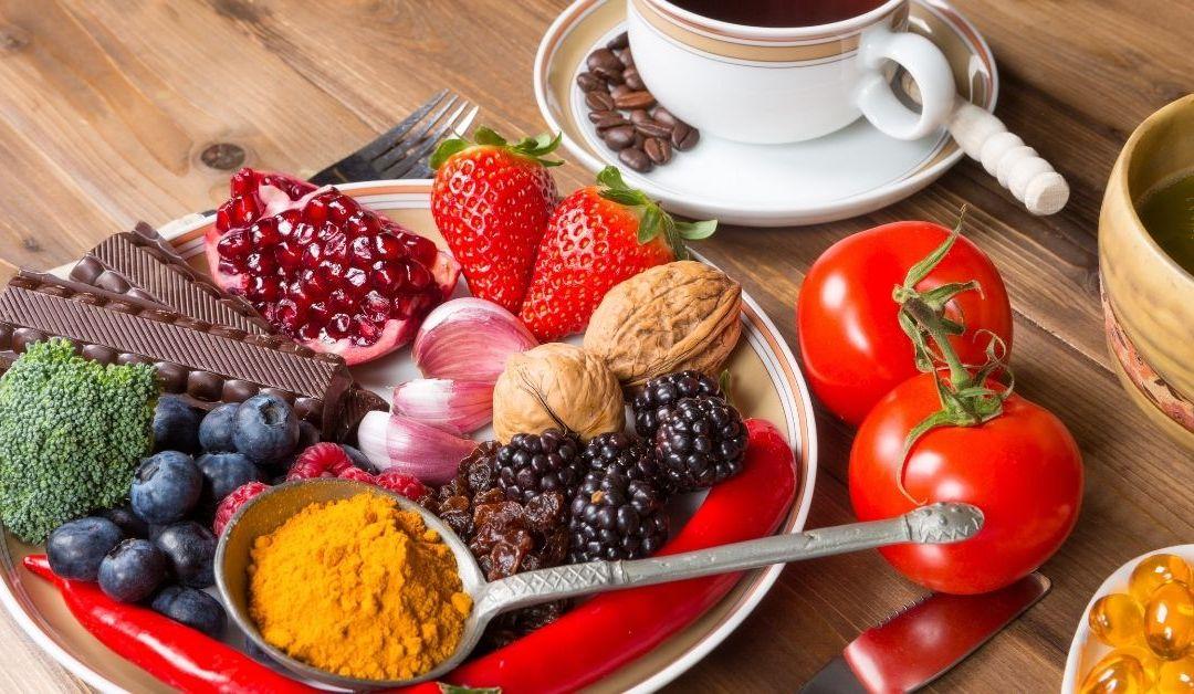 9 beneficios comprobados de los antioxidantes.