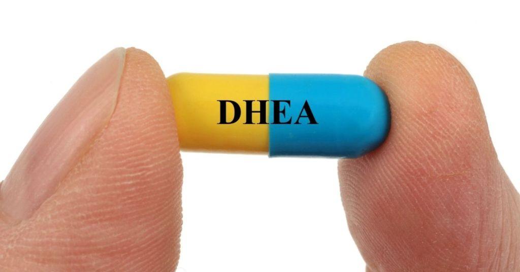 los suplementos de DHEA