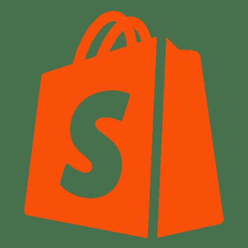 Shopify website build icon