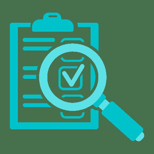social media audit icon