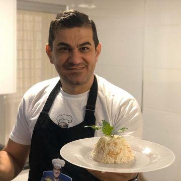 Pilaf de orez simplu