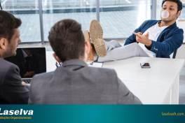 Linguagem corporal inadequada pode arruinar uma oportunidade de emprego
