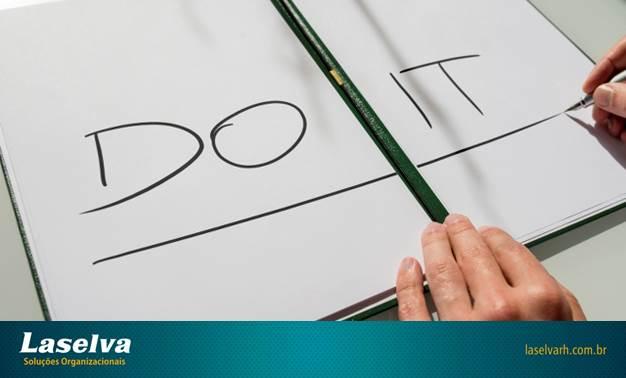 O desafio da não-procrastinação