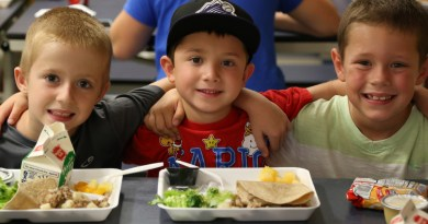 Food for Thought: eliminating childhood hunger
