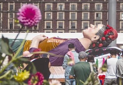 Ciudad de México revive a Frida Kahlo a 112 años de su  natalicio