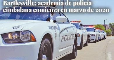 Bartlesville: Next Citizens Police Academy to start in March 2020