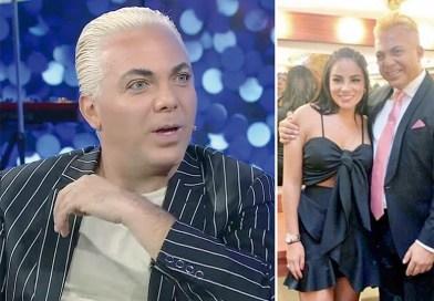 Cristian Castro confirmó su romance con joven colombiana