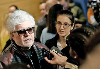 Pedro Almodóvar logró 16 nominaciones a los Premios Goya