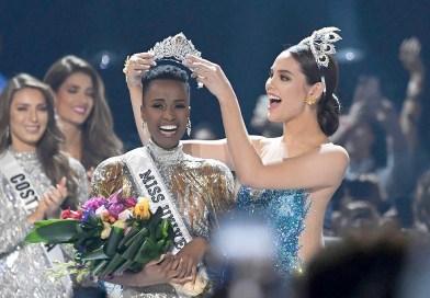 Suráfrica es la nueva Miss Universo 2019