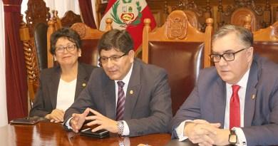 OU lanza colaboración de investigación por $ 9 millones con universidad peruana / OU Launches $9 Million Research Collaboration with Peruvian University