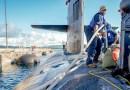 Submarino USS Oklahoma City recibe honores / USS Oklahoma City attack submarine receives honor