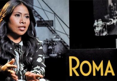 Yalitza Aparicio, invitada a integrar la Academia del cine de EEUU