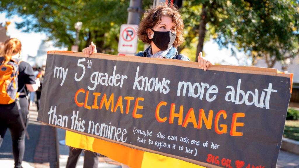 Mujeres cambio climático