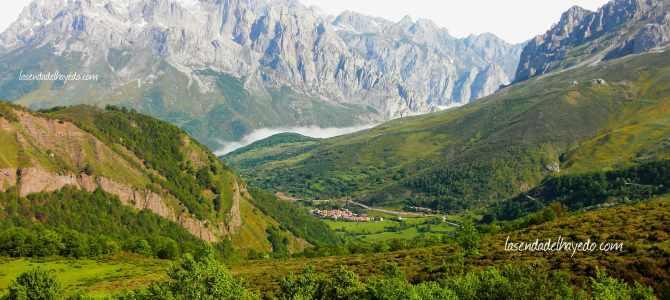 Ruta circular desde Pandetrave por Liordes y Fuente Dé