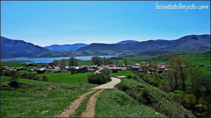 El pueblo leonés de Casares, donde aún se conserva la llingua asturllionesa