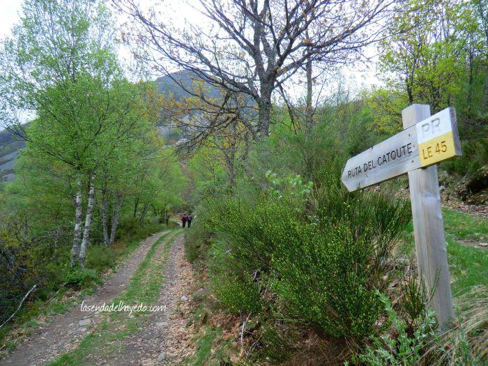 Camino a Catoute