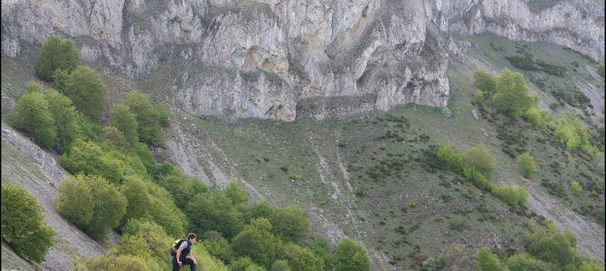 Pico Fontañán desde Pola de Gordón