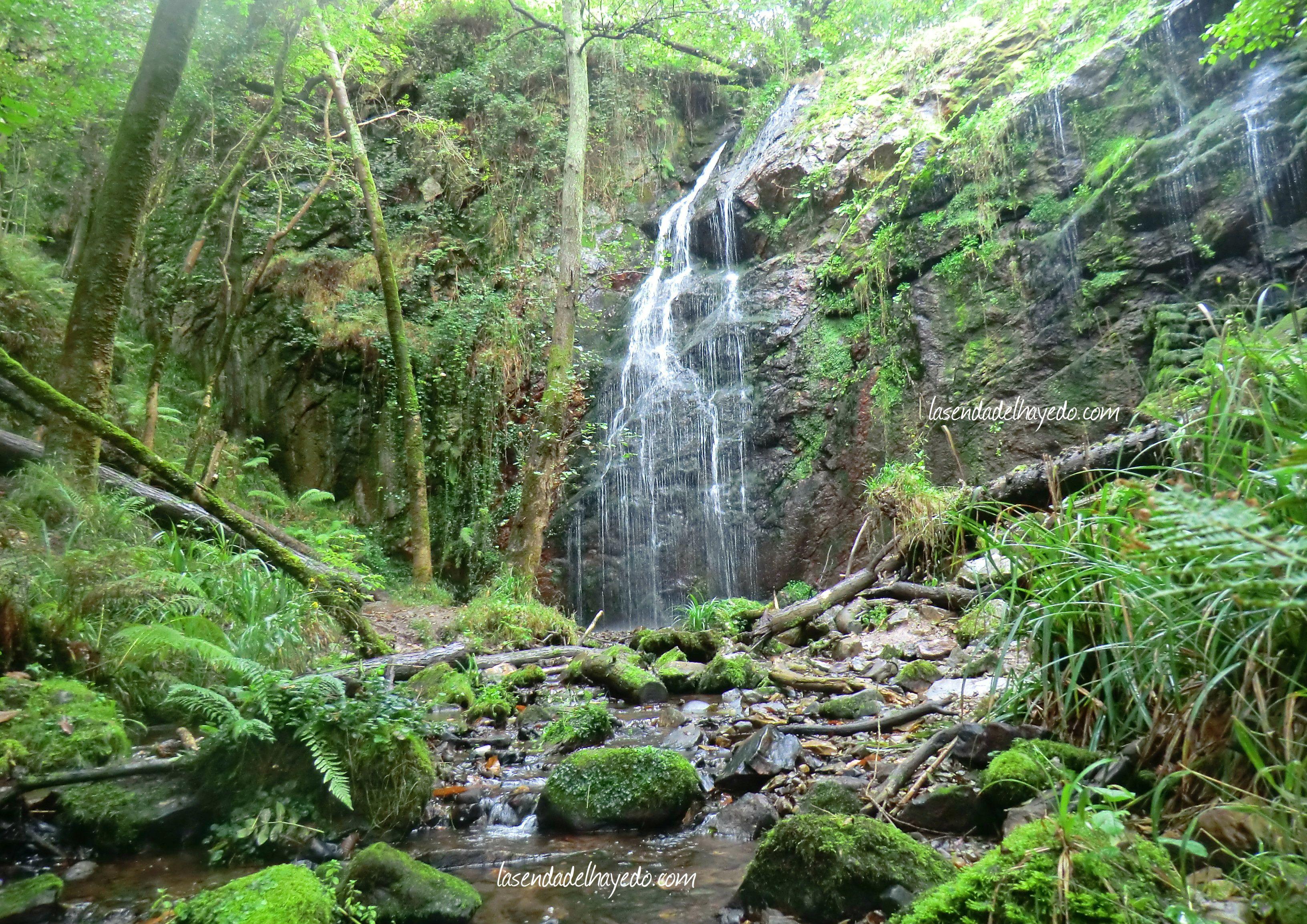 Cascadas de Buanga