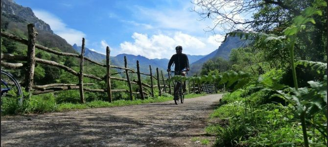 Senda del Oso: los valles del Trubia en BTT