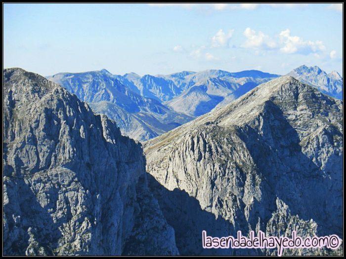 La montañas asturleonesas de Babia y Somiedo