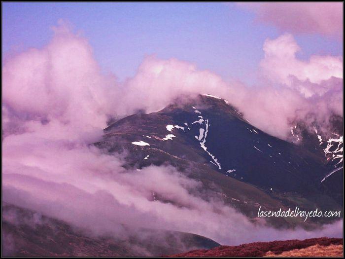 Tresconceyos entre l´utanu (niebla cantábrica)