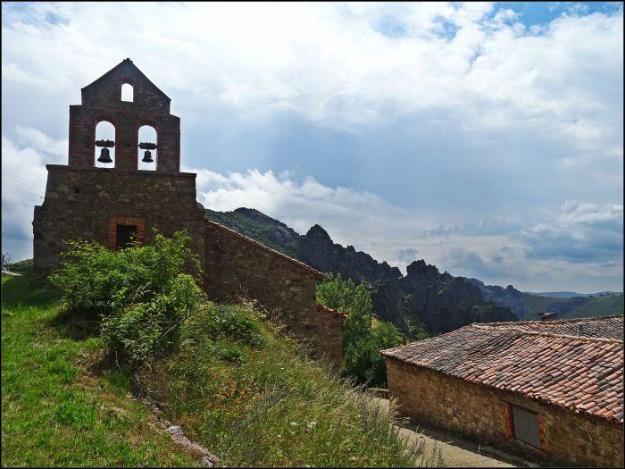 Iglesia de Valdorria