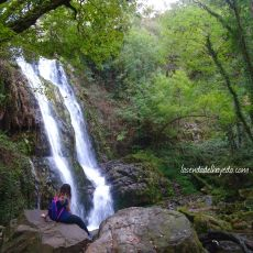 ruta cascadas oneta